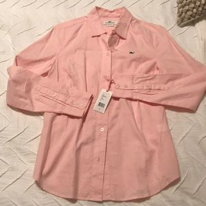 Vineyard vines button down, brand new with tags